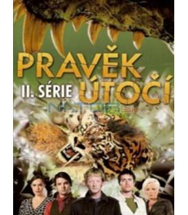 Pravěk útočí - II. série - DVD 3 (Primeval) DVD