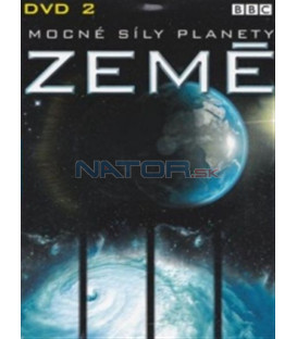 Mocné síly planety Země - DVD 2 - Atmosféra (Earth: The Power of the Planet - Atmosphere) DVD