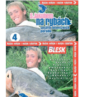 S Jakubem na rybách 4 DVD