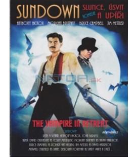 Sundown: Slunce, úsvit a upíři (Sundown: The Vampire in Retreat) DVD