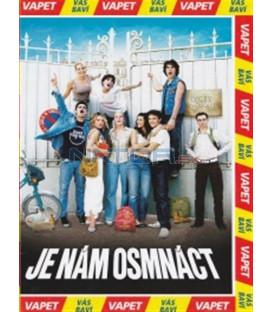Je nám osmnáct (Nos 18 ans) DVD