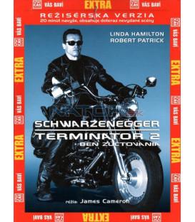 Terminátor 2: Den zúčtování (Terminator 2: Judgment Day) režisérska verzia DVD