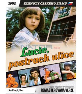 Lucie, postrach ulice 1983 (remasterovaná verze) DVD