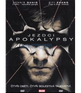 Jezdci apokalypsy (The Horsemen) DVD