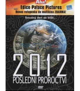 2012: Poslední proroctví (2012: The Final Prophecy) DVD