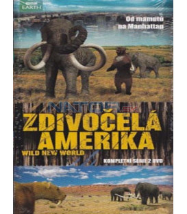 Zdivočelá Amerika (Wild New World) DVD