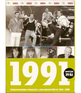 Hity 1991 CD