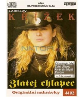 Ladislav Křížek - Zlatej chlapec CD