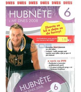 Hubněte s MF Dnes 2008 - 6. díl DVD