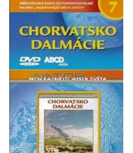 Nejkrásnější místa světa 7 - Chorvatsko - Dalmácie DVD