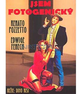 Jsem fotogenický (Sono fotogenico) DVD
