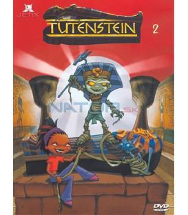 TUTENSTEIN 2-Tutenstein - malý faraón DVD