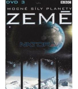 Mocné síly planety Země - DVD 3 - Led (Earth: The Power of the Planet - Ice) DVD