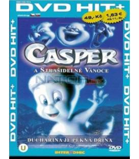 Casper a strašidelné Vánoce (Casper`s Haunted Christmas) DVD