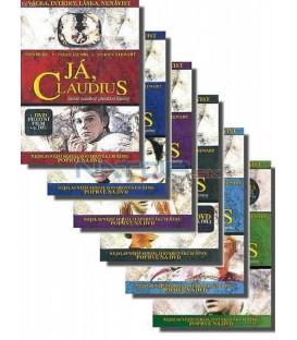 Kompletní seriél - Já, Claudius – 1- 6 DVD (I, Claudius) DVD