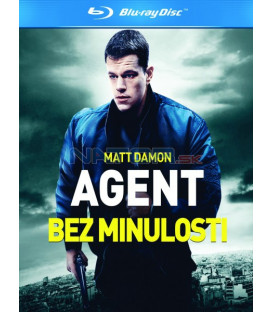 Agent bez minulosti 2002 (The Bourne Identity) BLU-RAY