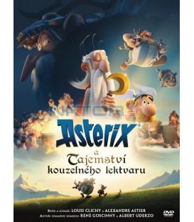 Asterix a tajomstvo čarovného nápoja 2018 (Astérix: Le Secret de la potion magique) DVD