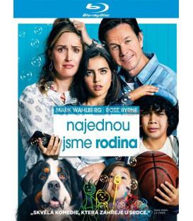 Najednou jsme rodina 2018  (Instant Family) Blu-ray