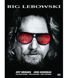 Big Lebowski 1998 DVD