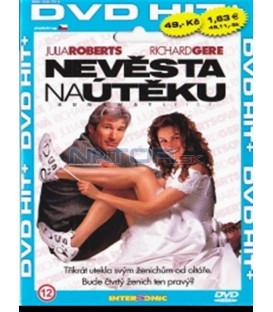 Nevěsta na útěku (Runaway Bride) DVD