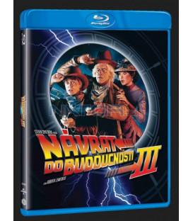 Návrat do budoucnosti III 1990 (Back to the Future) Blu-ray