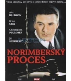 Norimberský proces (Nuremberg) DVD