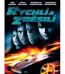 Rychlí a zběsilí 2009  (Fast & Furious) DVD