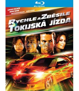 Rychle a zběsile: Tokijská jízda 2006 (The Fast and the Furious: Tokyo Drift) Blu-ray