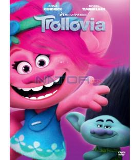 Trollové (Trolls)  DVD (big face edice II.)