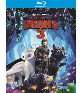 Ako si vycvičiť draka 3 - 2019 (How to Train Your Dragon 3) Blu-ray