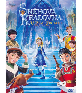 Snehová kráľovná 4: Krajina zrkadiel 2018 (Snezhnaya koroleva. Zazerkale) DVD (SK OBAL)