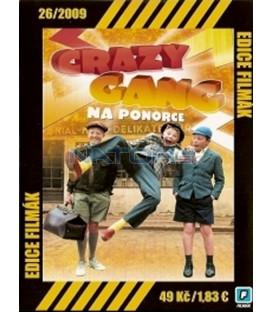 Crazy gang na ponorce (Olsenbanden Junior går under vann) DVD