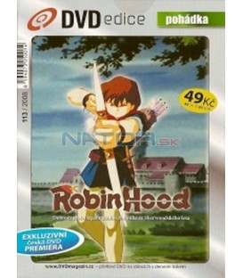 Robin Hood (Robin Hood no daibôken) DVD