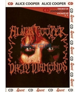 Alice Cooper - Dirty Diamonds CD