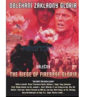 Obléhání základny Gloria (The Siege of Firebase Gloria) DVD