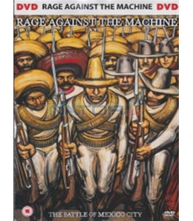 Rage Against The Machine - The Battle of Mexico City DVD