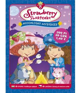 Jahůdka 8 - Záhady při měsíčním světle (Strawberry Shortcake: Moonlight Mysteries) DVD