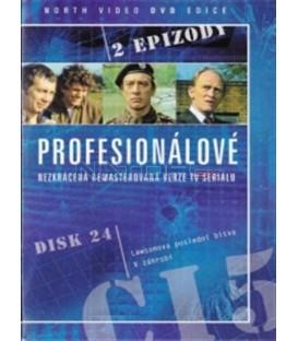 Profesionálové - disk 24 (The Professionals)