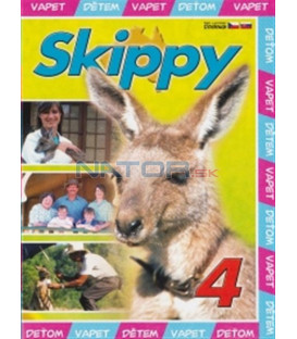 Skippy 4 (The Adventures of Skippy) DVD