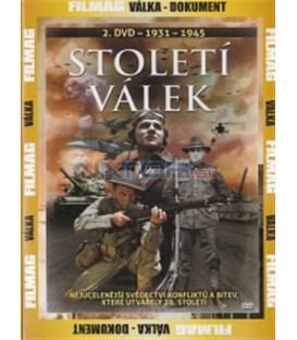 Století válek - 2. DVD, 1931 - 1945 (The World at War - A Century of Warfare: Rehearsal for War / The Good War)