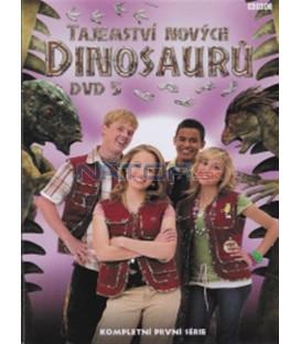 Tajemství nových dinosaurů - DVD 5 (Dinosapien)