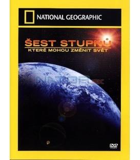 Šest stupňů, které mohou změnit svět National Geographic