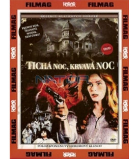 Tichá noc, krvavá noc DVD (Silent Night, Bloody Night)