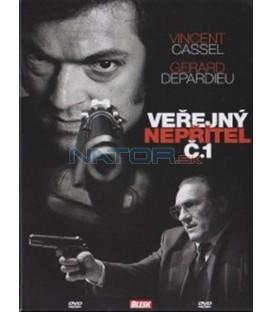 Veřejný nepřítel č. 1 (L´ instinct de mort / Mesrine: Part 1 - Death Instinct) DVD