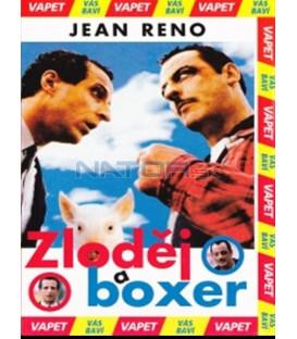 Zloděj a boxer (Les truffes) DVD