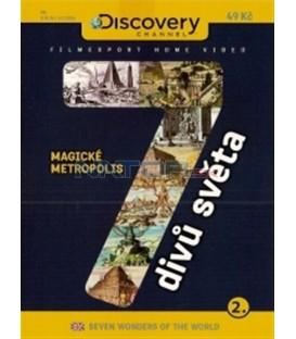 7 divů světa 2. - Magické metropolis (The Seven Wonders of the World - The Magic Metropolis) DVD