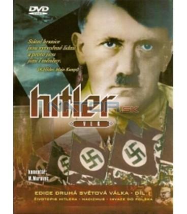 Hitler - Vlk (La segunda guerra mundial: Hitler - El lobo) DVD
