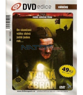 Tajná zbraň (Sekretnoe oruzie) DVD