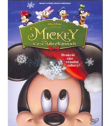 Mickey-Co se ještě stalo o Vánocích (Mickeys Twice Upon a Christmas)