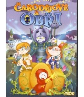 Čarodějové a obři (Magos y gigantes) DVD